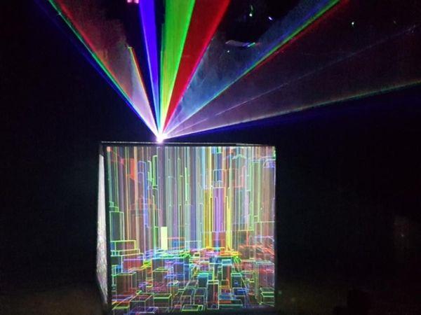 Laser Displays