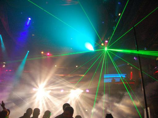 Green 1W laser