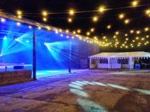Festoon  Outdoor/weatherproof – 1m (100cm) Spacing