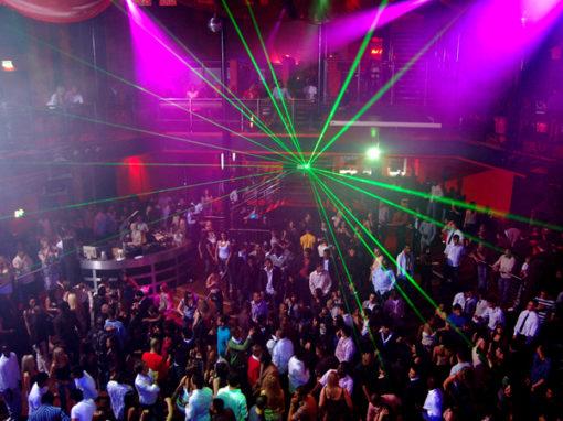 laser club green
