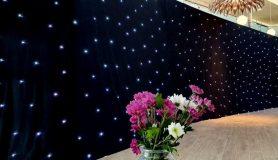 Star cloth – Black – RGB LED