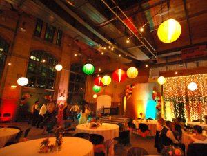 Wedding Lighting & Paper Lanterns