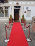 Red Carpet and Pole & Rope Hire