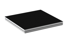 1m x 1m Hexa Stage Deck